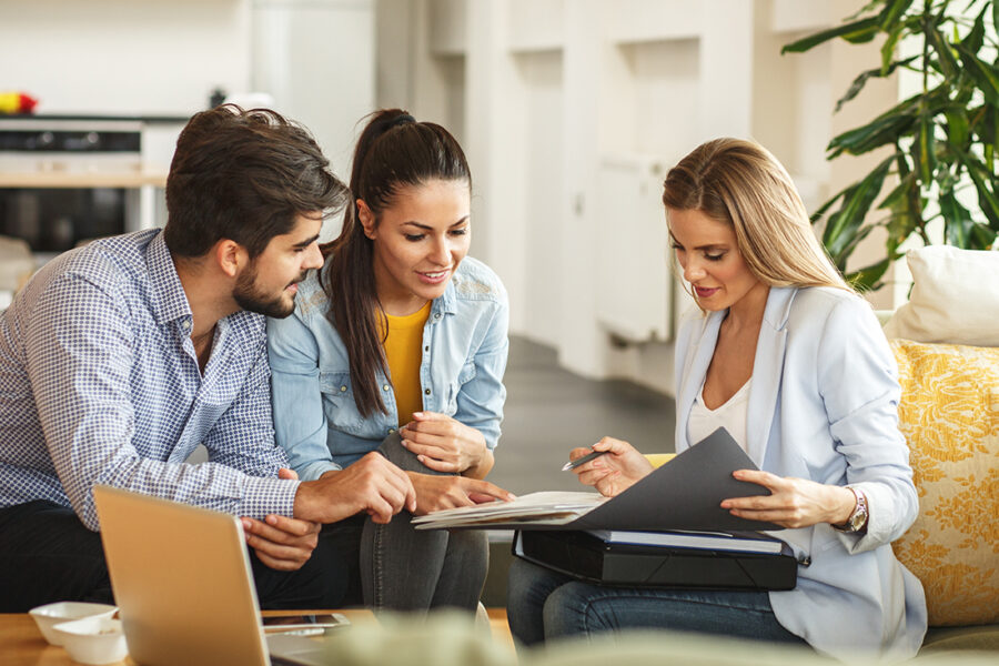 How To Work With a Real Estate Agent